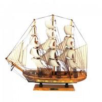 Модель корабля из дерева 50см- 97