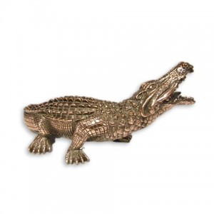 Статуэтка крокодила