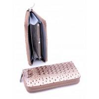 Щегольской кошелек из натуральной кожи Podium 00140-80946