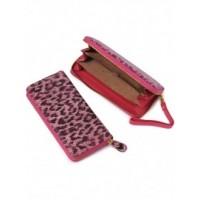 Красивый кошелек из натуральной кожи Podium B-51671-rose