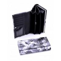 Оригинальное портмоне из натуральной кожи Podium 7001-80945