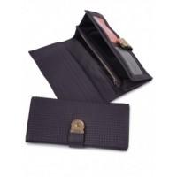 Солидный кошелек из натуральной кожи Podium 5401-violet