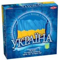 Настольная игра Україна. Запитання та відповіді