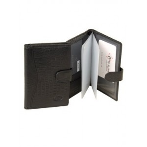 Великолепный кошелек из натуральной кожи мужской Bretton SPA M5-Z