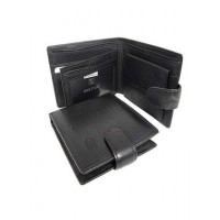 Изысканный мужской кожаный кошелек Bretton SPA M3