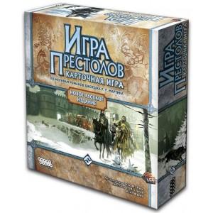 Настоьная версия Игра Престолов. Карточная Игра (II издание)