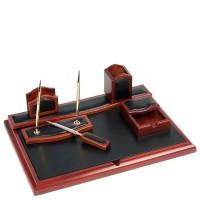 Подарочный настольный набор для руководителя 6 предметов