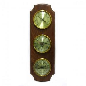 Настенные часы, термометр и гигрометр NI3713