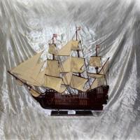 Модель британского парусника