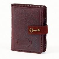 Оригинальный блокнот (ежедневник) из натуральной кожи 007-08-38-11