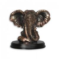 Статуэтка голова слона
