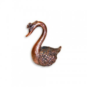 Статуэтка лебедь