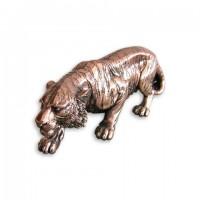 Статуэтка тигр на охоте