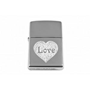 Бензиновая зажигалка Zippo 110.068  GIRLS' LIFE DL-LOVE
