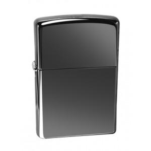 Бензиновая зажигалка Zippo 150 CLASSIC BLACK ICE