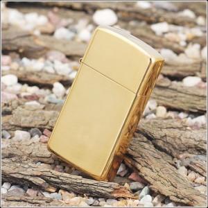 Бензиновая зажигалка Zippo 1654B CLASSIC high polish brass