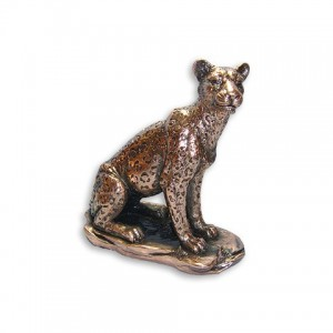 Статуэтка леопард