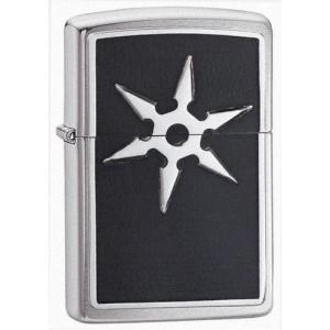 Бензиновая зажигалка Zippo 20334 6 POINT THROWING STAR