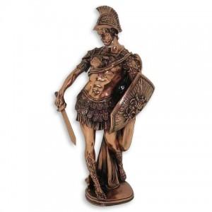 Статуэтка греческий воин