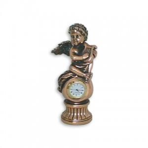 Статуэтка  ангелочек(часы)