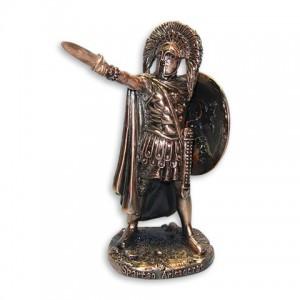 Статуэтка  спартанский воин, спартанец