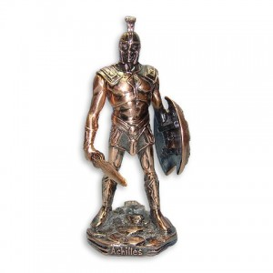 Статуэтка  воин Ахилл