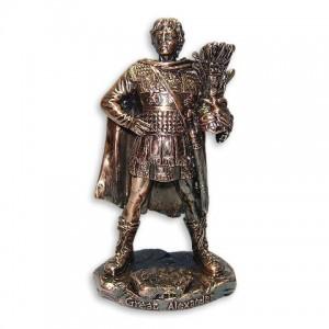 Статуэтка воин Александр Македонский