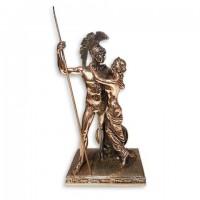 Статуэтка Воин и девушка