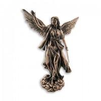Статуэтка девушка с крыльями ангела и мечом