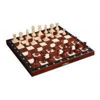 Шахматы 2039 туристические коричневые