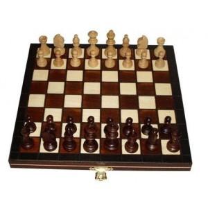 Шахматы 2029 магнитные малые коричневые