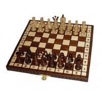 Шахматы 2019 Royal-30 коричневые