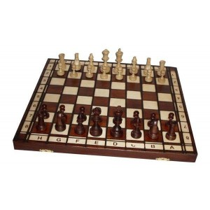 Шахматы 2015 Jowisz коричневые