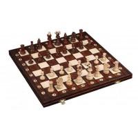 Шахматы 2009 Junior коричневые