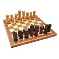 Деревянные шахматы 3116 Orawa Intarsia, коричневые