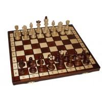 Деревянные шахматы 2062 Ace, коричневые