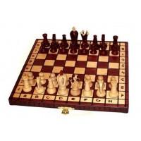 Деревянные шахматы 2020 Royal-30, махагон