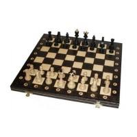 Деревянные шахматы 2013 Junior, черные
