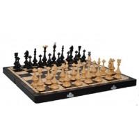 Деревянные шахматы 3166 Beskid, коричневые