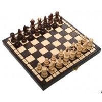 Деревянные шахматы 3134 Pearl Small, коричневые