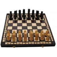 Деревянные шахматы 3110 Giewont, коричневые