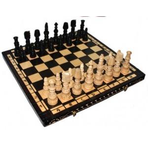 Деревянные шахматы 3108 Mars, коричневые