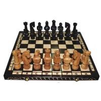 Деревянные шахматы 3103 Small Cezar, коричневые