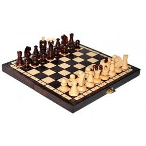 Деревянные шахматы 3113 Small Kings, коричневые