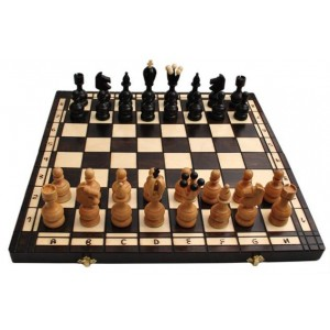 Деревянные шахматы 3099 Persia Intarsia