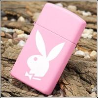 Бензиновая зажигалка Zippo 20831 PlayBoy Pink