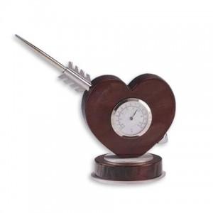 Набор настольный (сердечко + ручка)