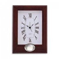 Часы настольные (посеребрение)