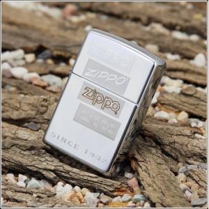 Бензиновая зажигалка Zippo 24207 CHROME GENERATIONS