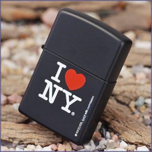 Бензиновая зажигалка Zippo 24798 I LOVE NY